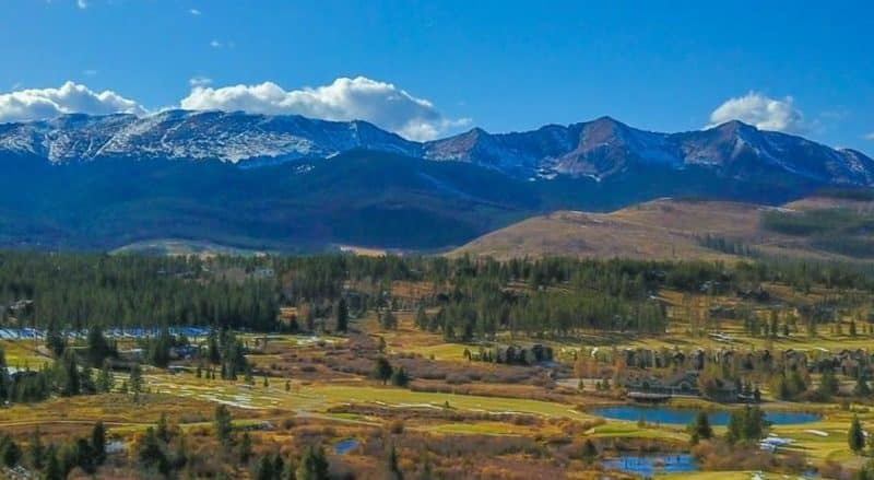 Breckenridge Golf Properties for sale