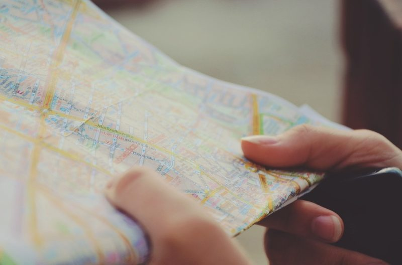 Breckenridge Maps
