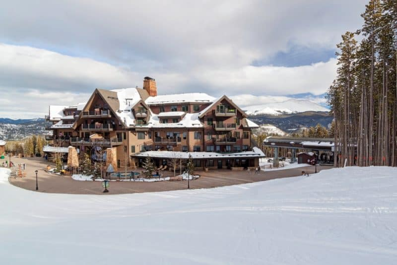 Breckenridge Ski-in Ski-out Property For Sale