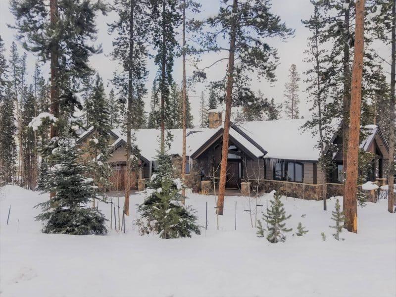 Highlands Luxury Breckenridge Home
