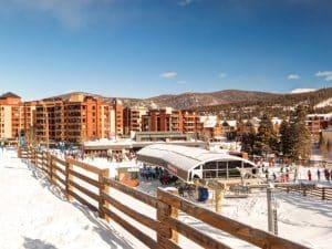 Village at Breckenridge Ski-in Ski-out STUDIO #4414