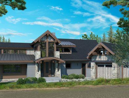 Breckenridge Luxury Custom Dream Home