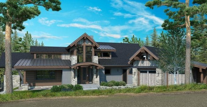 Breckenridge Real Estate New Construction Home