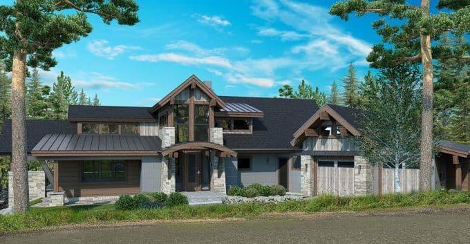Breckenridge Real Estate New Construction Home