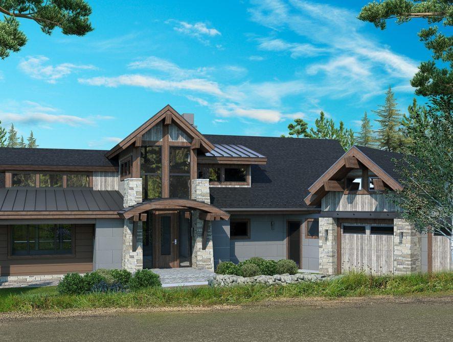 485 Golden Age New Construction Breckenridge Home