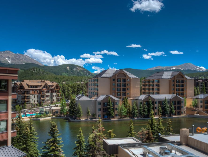 Village at Breckenridge 4325 – Maggie Pond Views