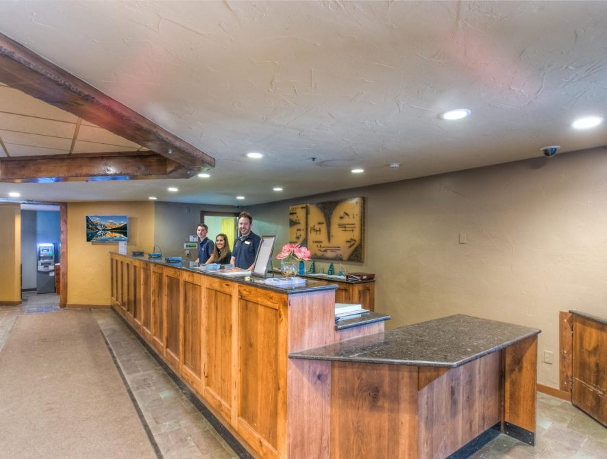 Village at Breckenridge 4325 – Front Desk