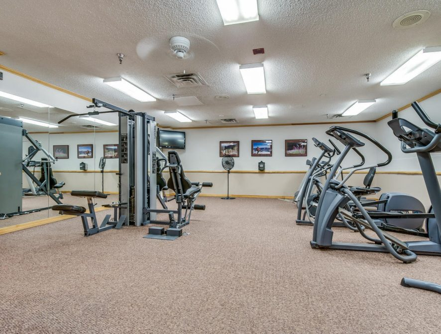 Village at Breckenridge 4325 – Exercise Facility