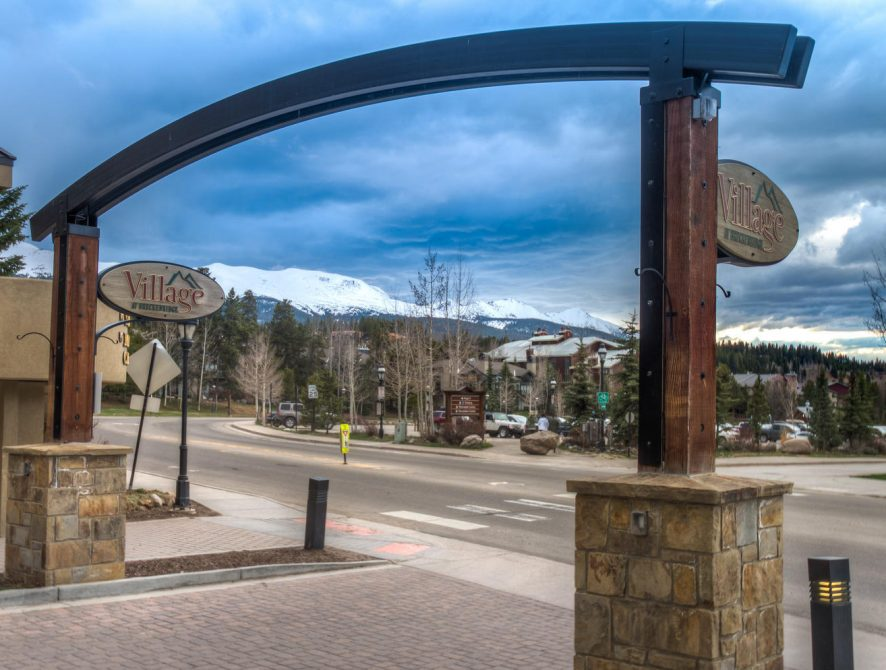 Village at Breckenridge 4325 – Entrance
