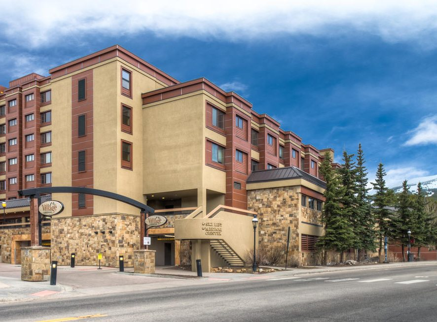 Village at Breckenridge 4325 – Building Exterior