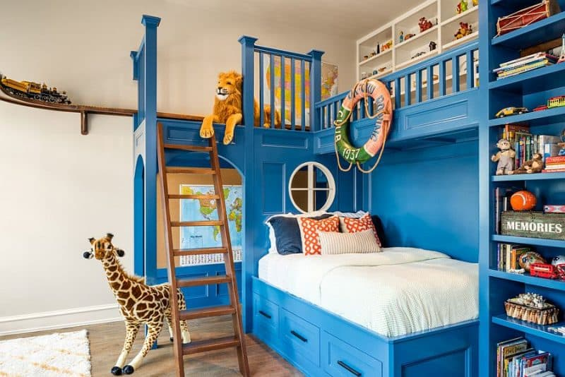 Kids Rooms Trends