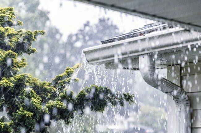 Types of Rain Gutters