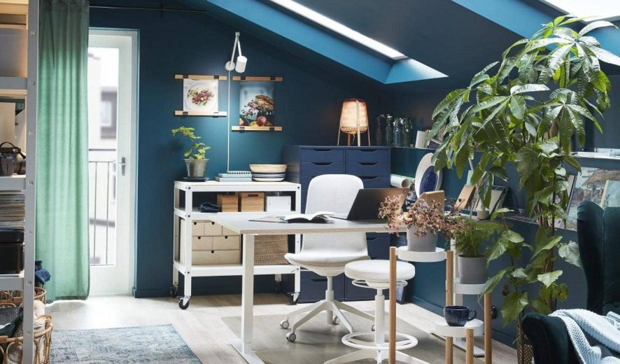 Nine things to consider when styling the perfect home office space.