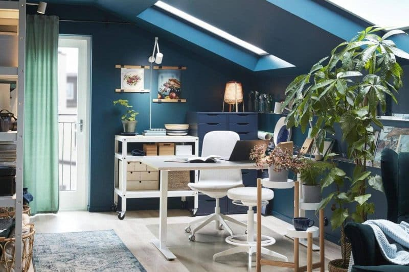 styling the perfect home office space