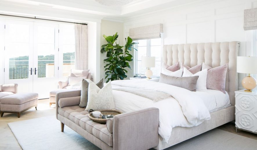 Designing a Bedroom That's so Relaxing It Will Help You Sleep