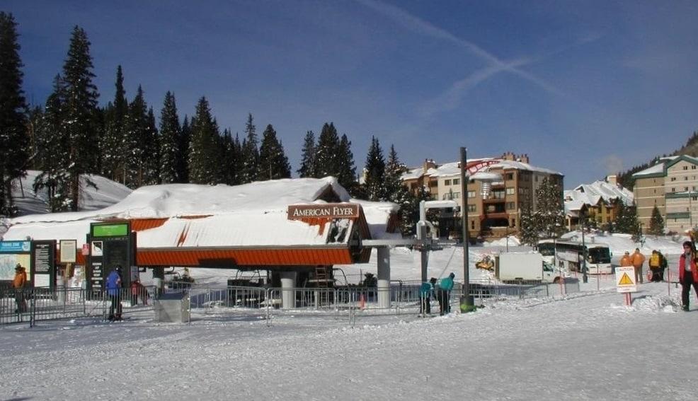 Copper Mountain Ski-in Ski-out Property