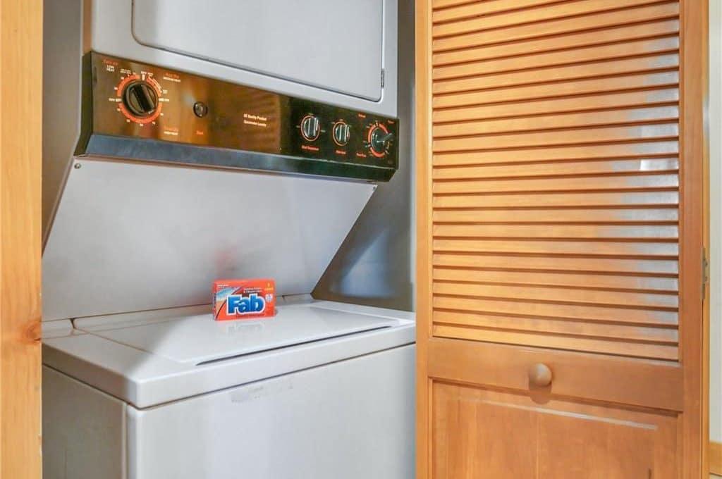 135 Dercum Drive #8577 Washer and Dryer