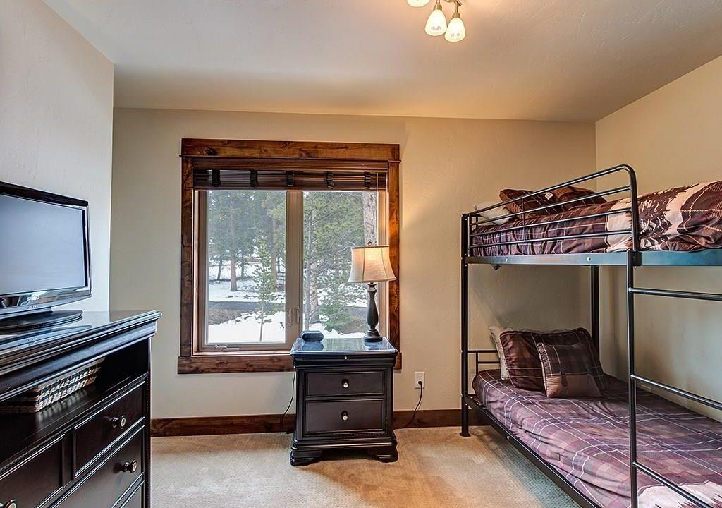 411 Shekel Bunk Room