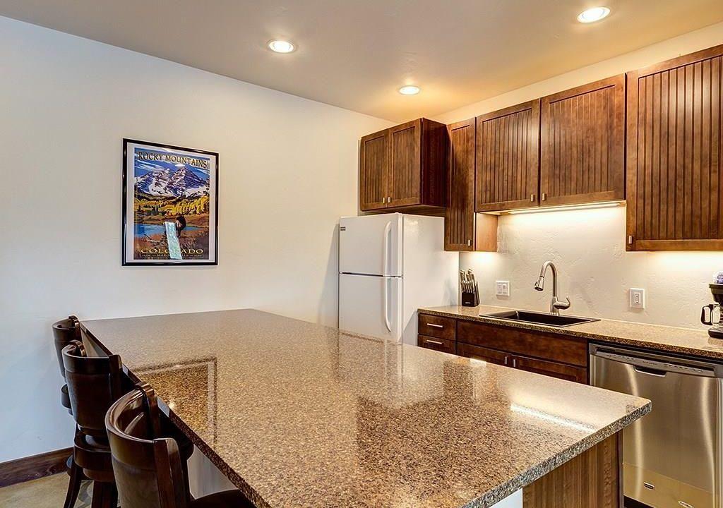 411 Shekel Lower Kitchen