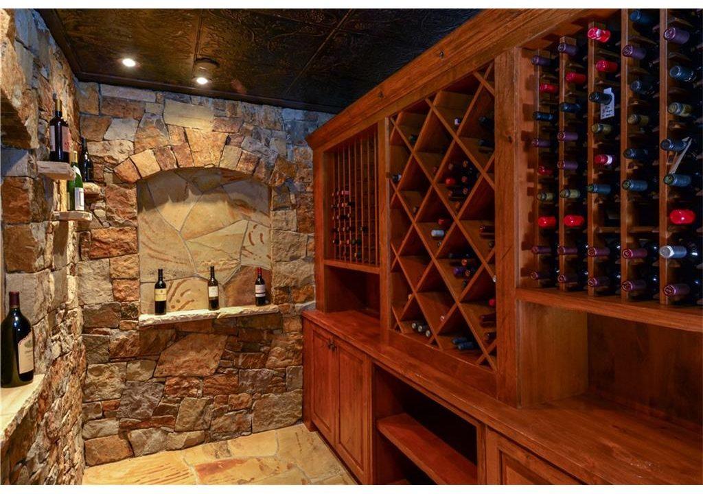 567 Latigo Trail Wine Cellar