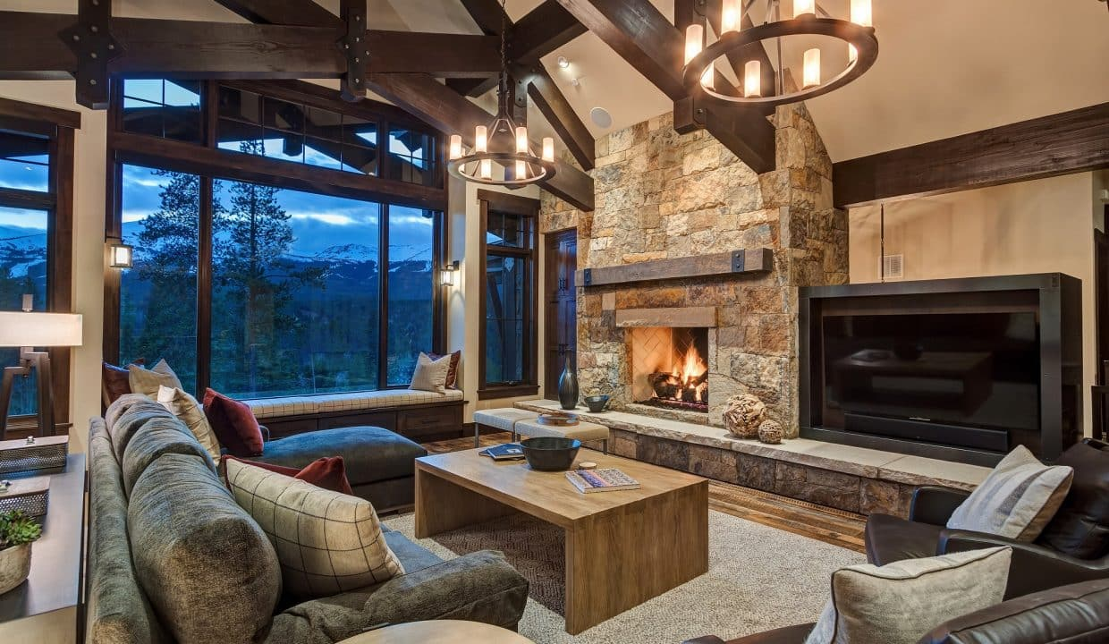 Breckenridge interior