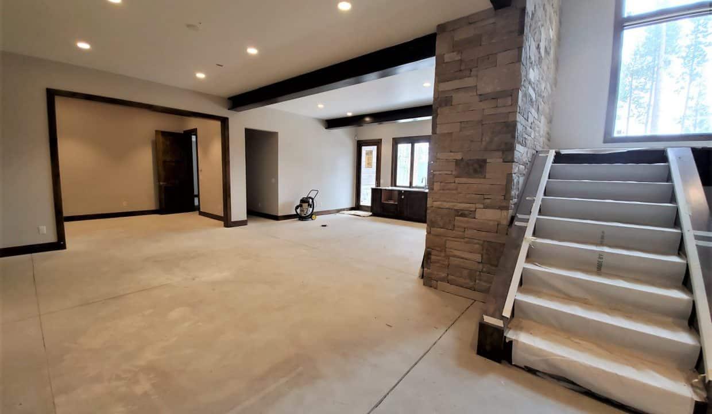 Lower level family room2